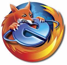 firefox ou chrome dépassent internet explorer